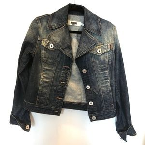 f2a51efa164e3 Moschino Jean Jackets for Women | Poshmark